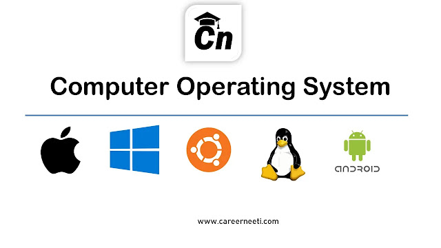 Image for Computer Operating System by Careerneeti.com