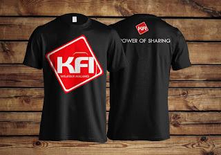 KFI Kota Malang - Kaos Fotografi