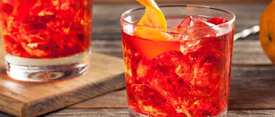 cocktail recipe negroni sbagliato