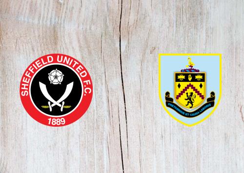 Sheffield United vs Burnley -Highlights 23 May 2021