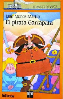 Resultado de imagen de libro el pirata garrapata