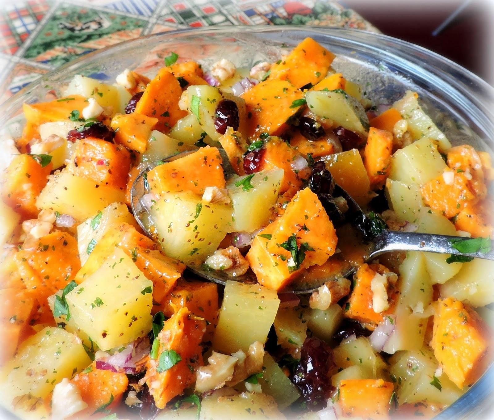 The English Kitchen Two Potato Salad