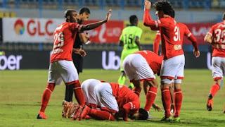 موعد مباراة الأهلي ومصر المقاصة مساء الأربعاء 10-4-2019 ضمن الدوري المصري والقنوات الناقلة