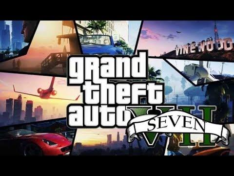 تحميل لعبة جاتا 7 للكمبيوتر free Download GTA مجانا  7