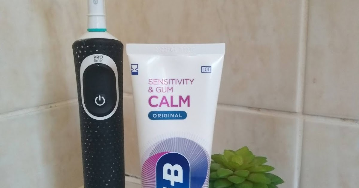 *Oral-B Sensitivity & Gum Calm Toothpaste Review ...