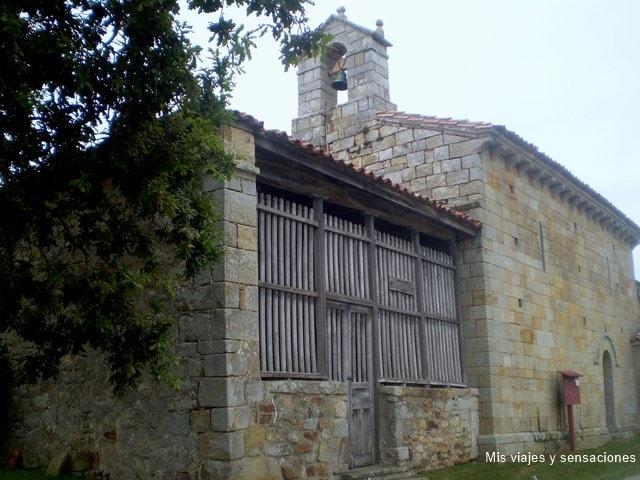 Iglesia de Santa Eulalia de la Lloraza, Ruta del románico, Asturias