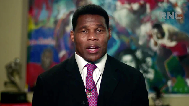 Herschel Walker And Others Say No To Slavery Reparations