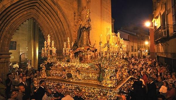 Suspendida la procesión de la Virgen de la Luz de San Esteban
