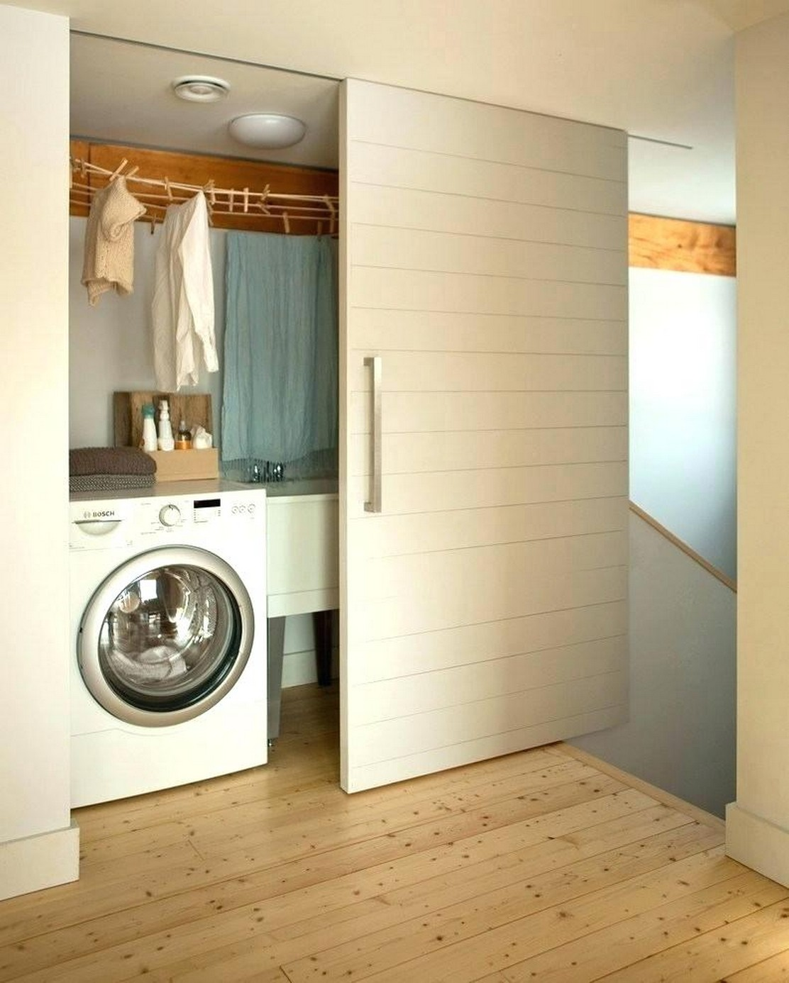 Leading Concept of Laundry Designs Idea