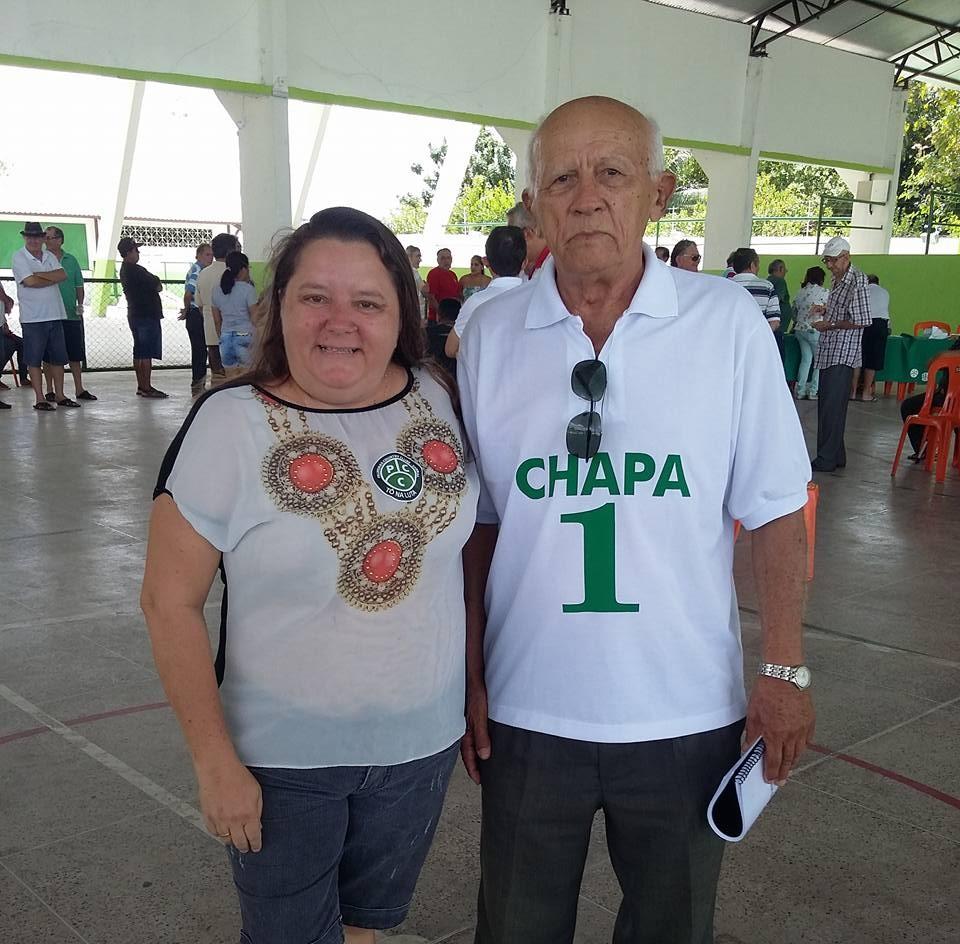 SOBRAL em Revista  Edilson Frota é o novo presidente do Palmeiras ... b22481f4a1e0d