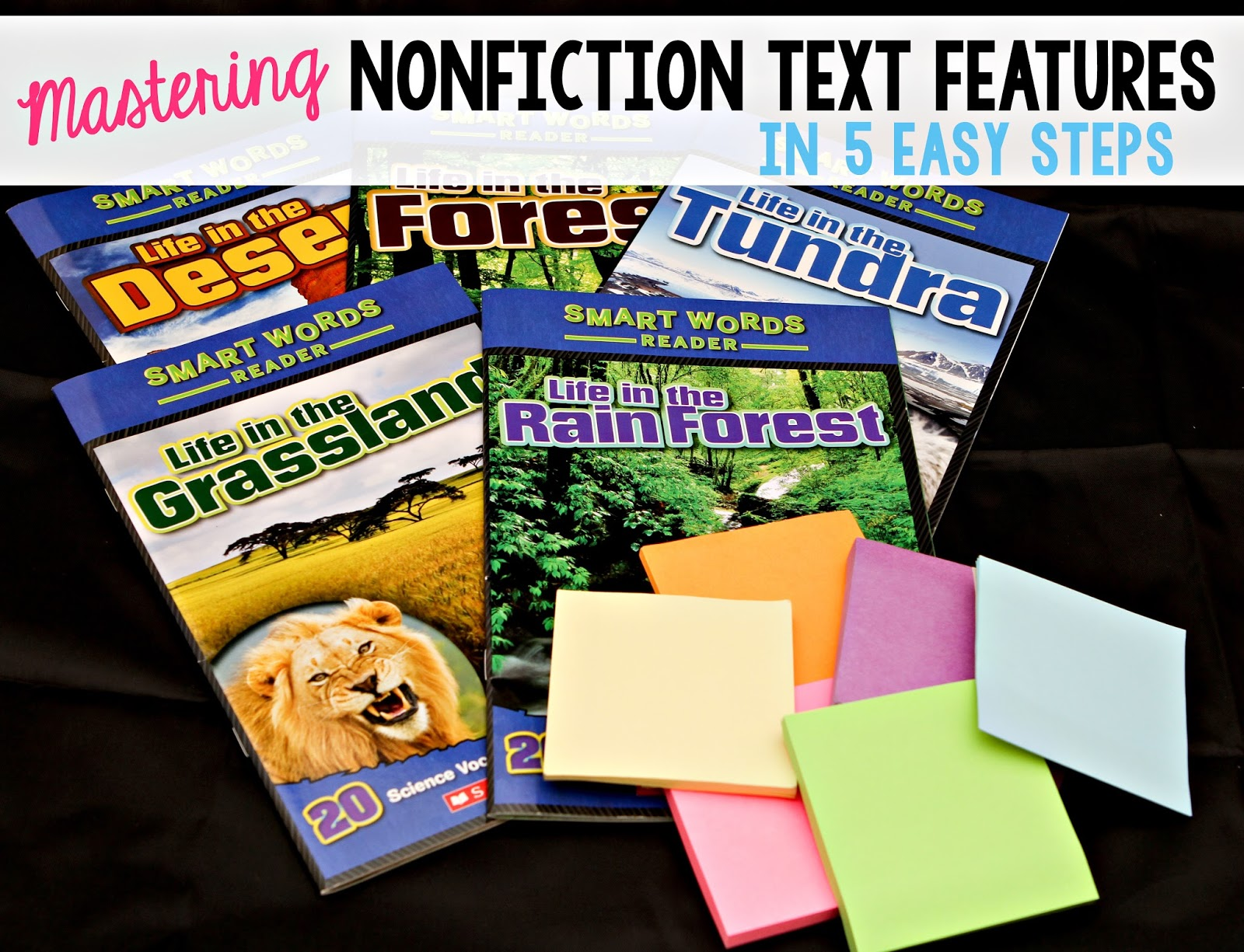 Mastering Nonfiction Text Features In 5 Easy Steps