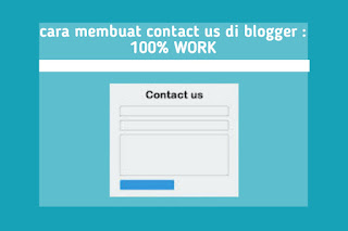 Cara-membuat-contact-us-di-blogger.