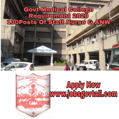 GMC Requirement 2020@jobsgovtall.com