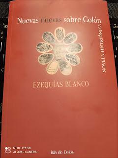Humor, Novela histriónica, Cristóbal Colón