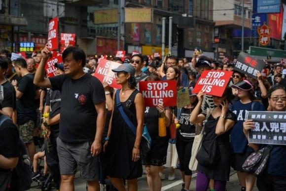 Hiệu ứng Hồng Kông: Người dân Hong Kong ghê rợn trước chế độ độc tài Trung Quốc 4