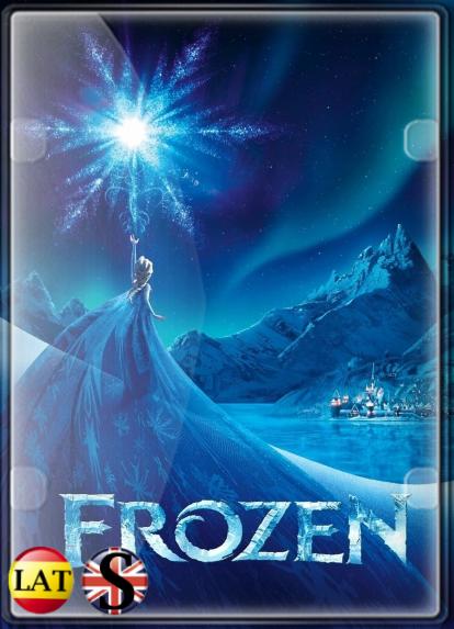 Frozen: Una Aventura Congelada (2013) FULL HD 1080P LATINO/INGLES