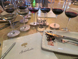 Arboleda Wine Tasting at El Catrin