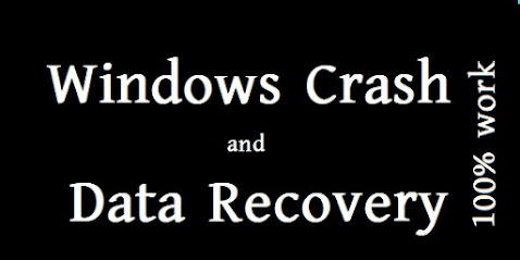Data Recovery in case of Windows Crash - Data Recovery on C Drive
