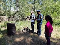 В отношении нарушителя был составлен административный протокол, назначен административный штраф в размере 2000 рублей.