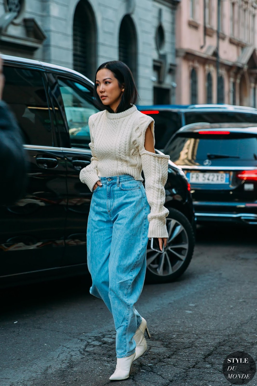 The Best Cut-Out Sweaters To Wear This Fall and Winter