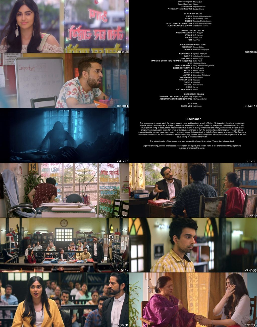 Pati Patni Aur Panga 2020 All Episodes HDRip 720p [Season 1]
