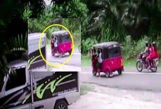 Women Kidnapped In Galle CCTV Footage