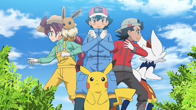 Trailer de Pokémon Master Journeys: The Series