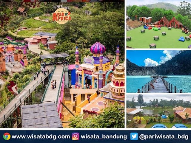 Ini yang Wajib Diketahui Para Pelancong Sebelum Berwisata ke Bandung di Bulan Januari 2021