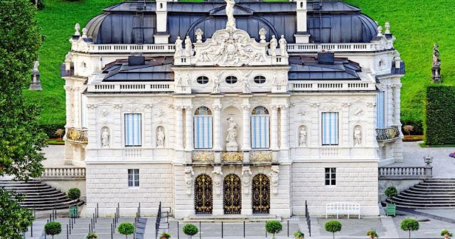 Palácio de Linderhof em Munique