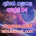 රාහු කාලය | ලග්න පලාපල 2020 | Rahu Kalaya 2020 |2020-04-04