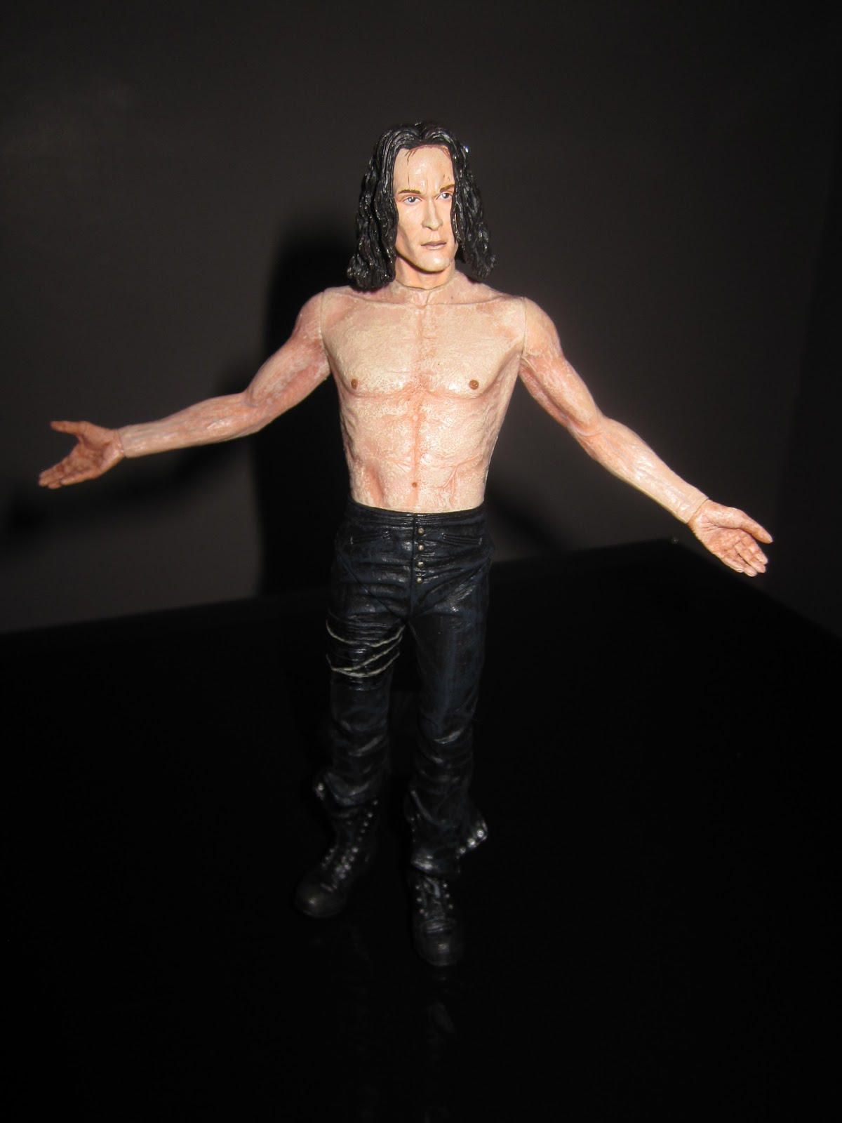 Action Figure Planet Brandon Lee The Son Of Bruce Lee