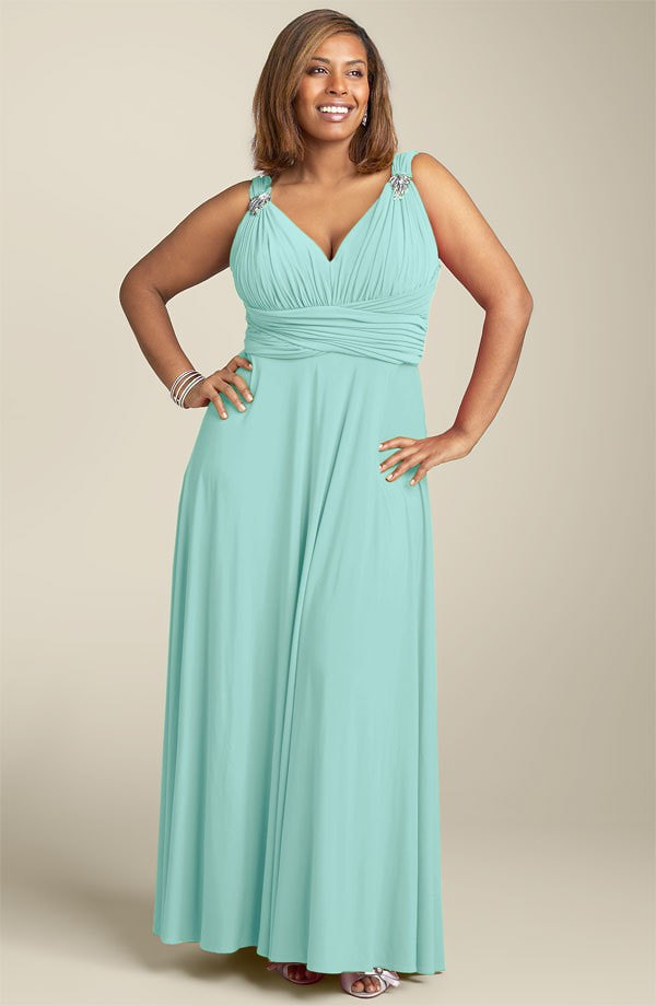 XXL Wedding Guest Dresses For Plus Size Women | bridal ideas