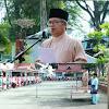 Peringati HUT Provinsi Jambi, Wabup Ami Taher Pimpin Upacara di Kerinci