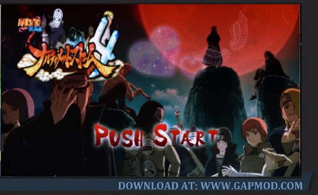 Download Naruto Senki Storm 4 Akatsuki Apk