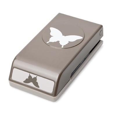 Elegant Butterfly Punch, Stampin' Up! UK,