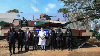modi-hand-over-nation-arjun-tank