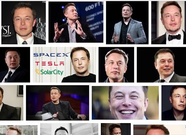 Pendiri SpaceX Penemu Bitcoin - Isue