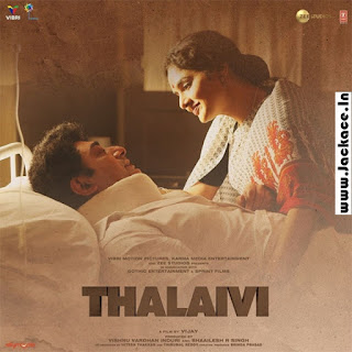 Thalaivi First Look Poster 2