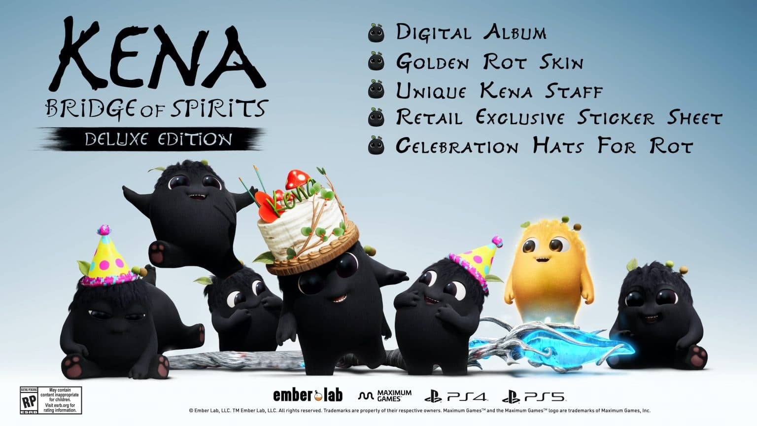 What's in the Deluxe Edition?