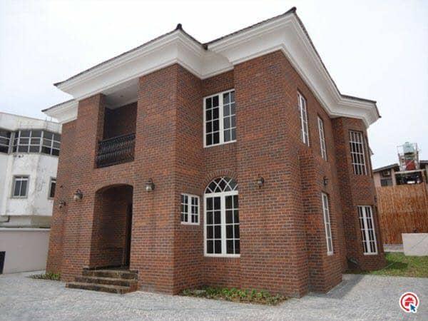 South Afircan bricks in Nigeria