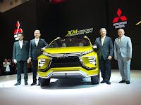 "Mitsubishi XM Concept Raih Penghargaan ""Best Crossover Car"""
