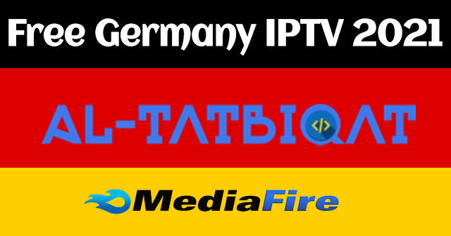 Free Germany IPTV 2021 Today Fresh - All Channels