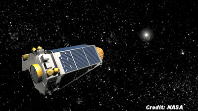 Kepler Spacecraft in Emergency Mode