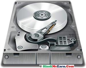 Hard Disk Hindi Me