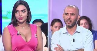 بالفيديو / أساور بن محمد تصرح بحبها للممثل لطفي العبدلي على المباشر