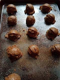 Gingersnap Cookie Mix. As part of our December 2019 blitz here at OurSundayCafe.