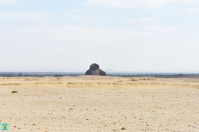 Pirámide Negra en Dashur