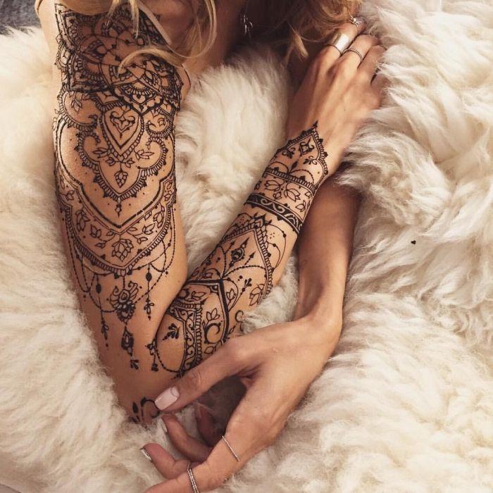 henné-tatouage féminin-11