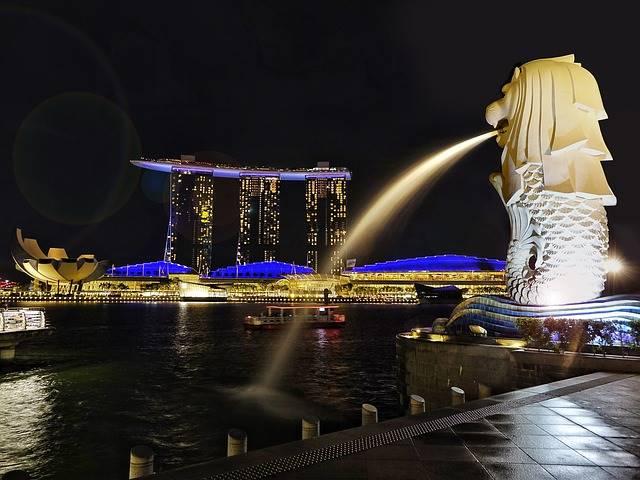 11 Fakta Menarik Tentang Merlion Simbol Negara Tetangga Singapura