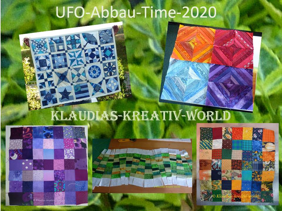 Klaudias-kreativ-world: UFO-Abbau 2020